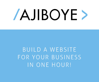 build your website in less than one hour
